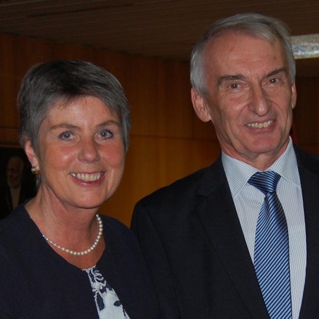 OB Merk-Erbe und Dr. Tauber