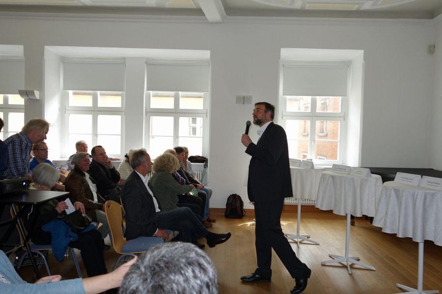 Nachmittagsprogramm im Kunstmuseum Bayreuth