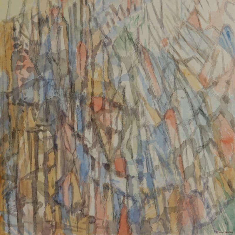 Werk von Eliasberg