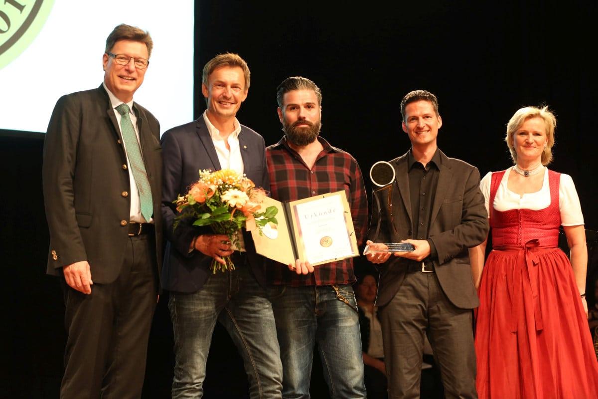 Die Gewinner der Goldenem BierIdee 2017