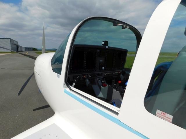 Ausbildungs- und Trainingsflieger für das Militär