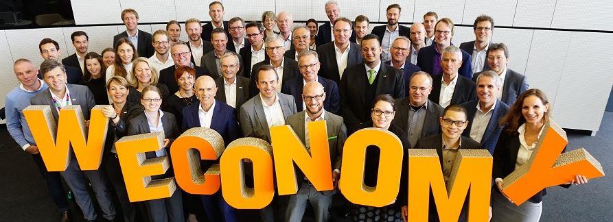 Gründerwettbewerb WECONOMY
