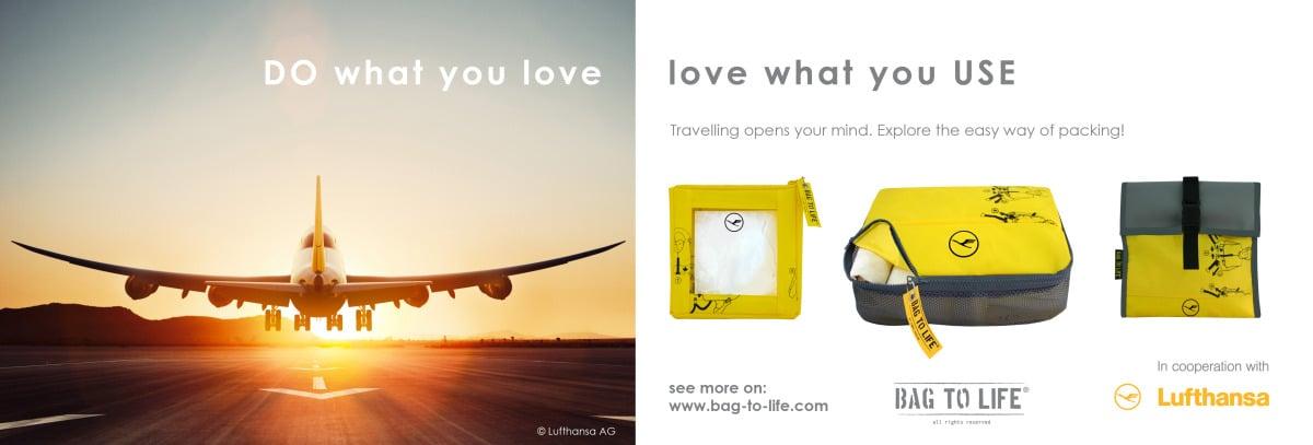 bag to life & Lufthansa