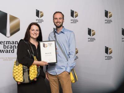 German Brand Award für Bag tu Life