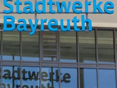 Kundenzentrum der Stadtwerke Bayreuth