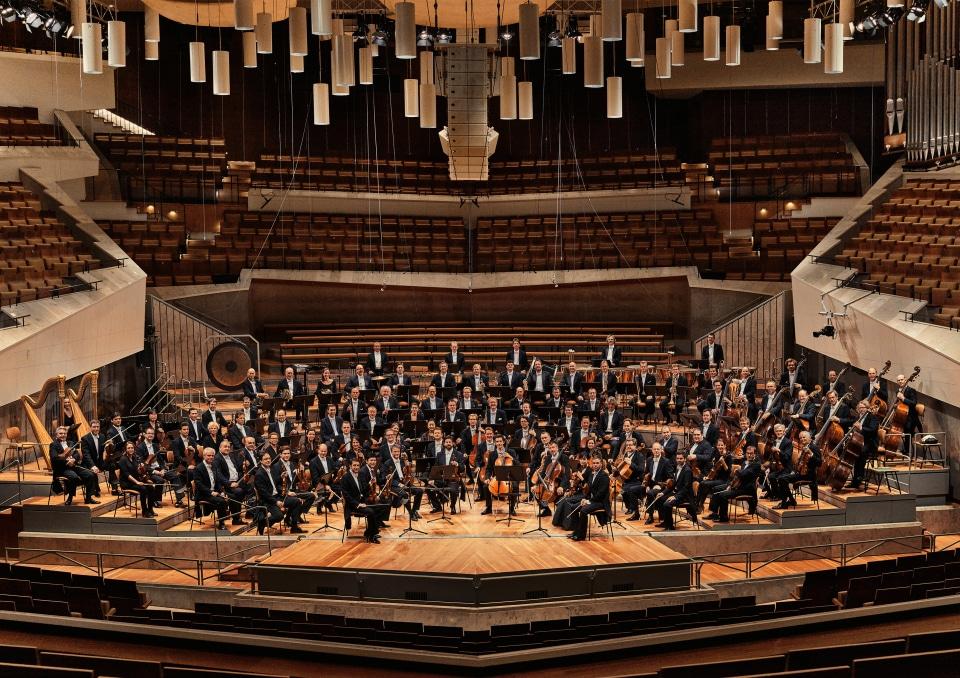 Dirigent Berliner Philharmoniker