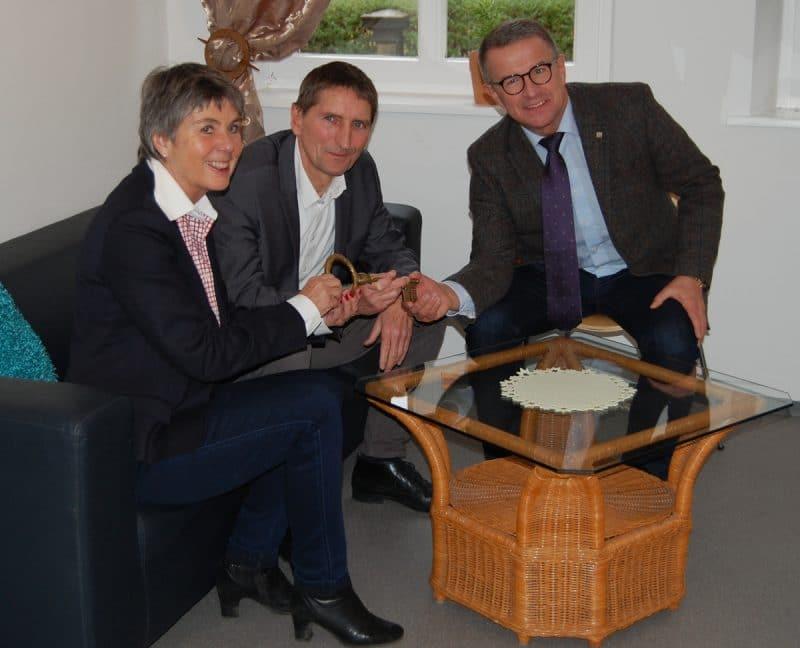 OB Merk-Erbe, Uwe Prokscha, Dr. Sedlak