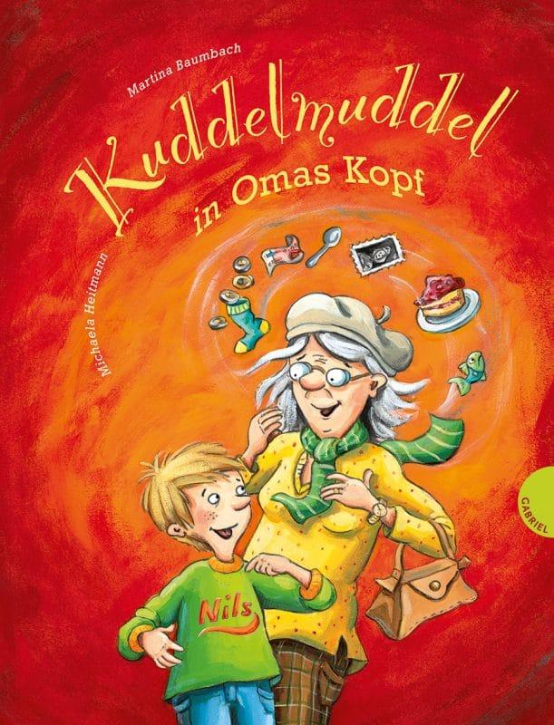 """Cover """"Kuddelmuddel in Omas Kopf"""""""