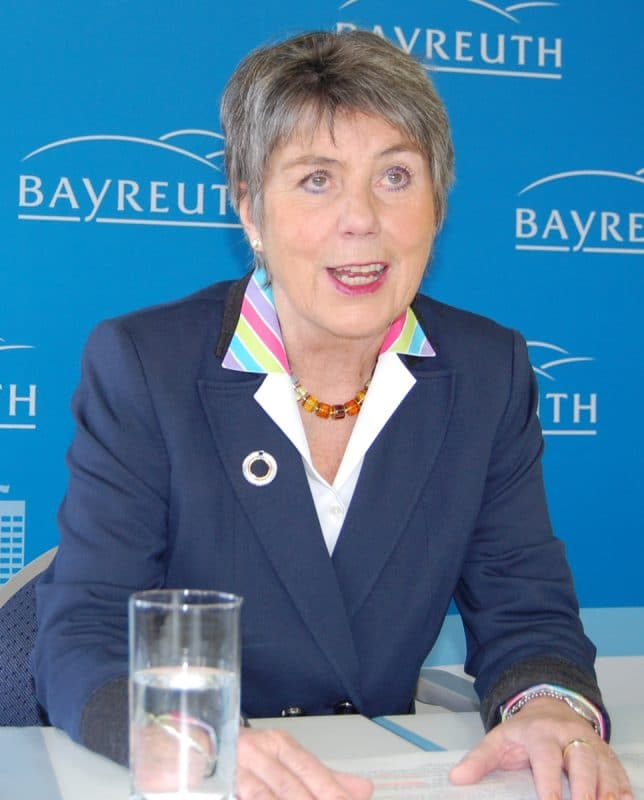 Brigitte Merk-Erbe, Januar 2018