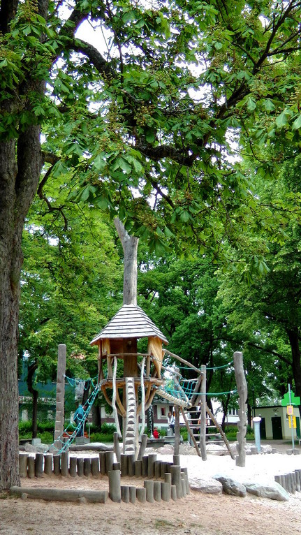 Kinderspielplatz Röhrensee