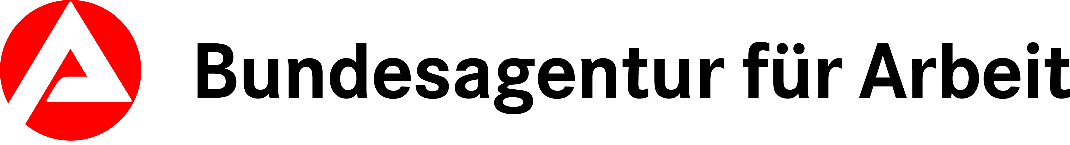 Logo-Agentur fuer Arbeit