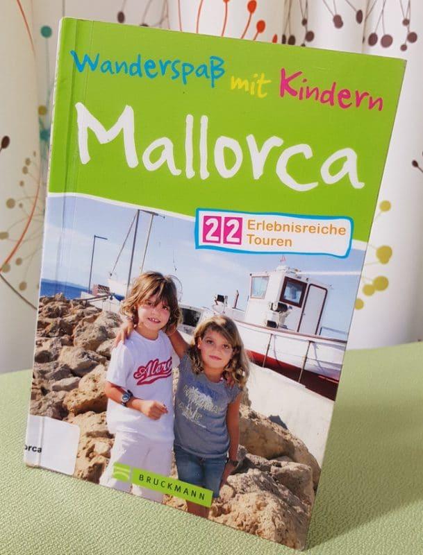 Buch über Mallorca Wanderspaß