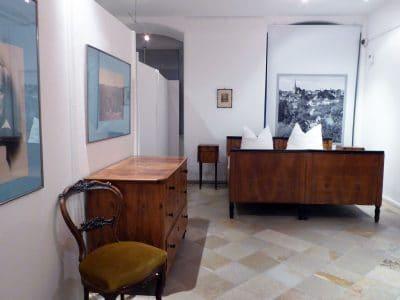 Blick in die Sonderausstellung des Richard Wagner Zimmers