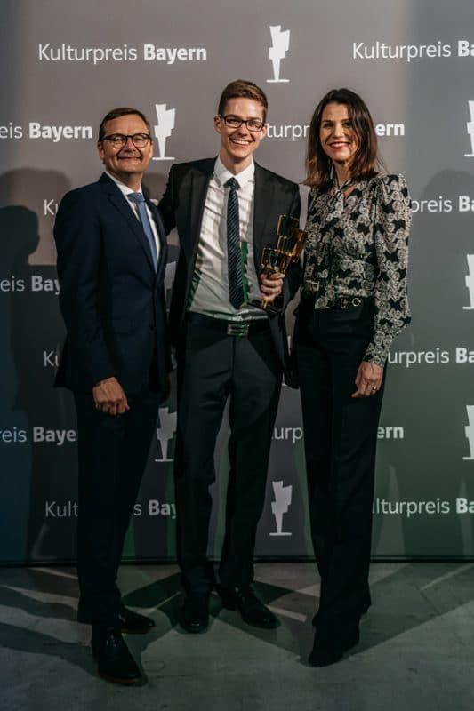 Bayernwerk-Vorstandsvorsitzender Reimund Gotzel, Christian Gortol und Staatsministerin Pfor. Dr. Marion Kiechle | Foto: Bayernwerk AG