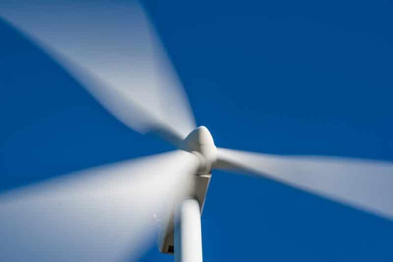 Windkraftanlage, Quelle: Pixabay