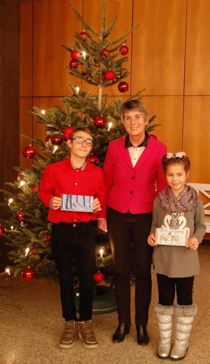 OB Merk-Erbe mit Michael Thomas und Vivien Hacher