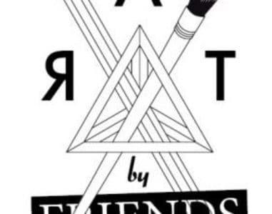 Dreieck mit Stiften darin