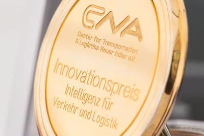 """Innovationspreis """"Intelligenz für Verkehr und Logistik"""""""