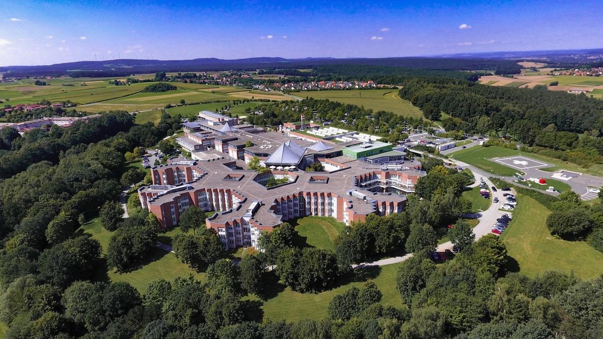 Das Klinikum Bayreuth
