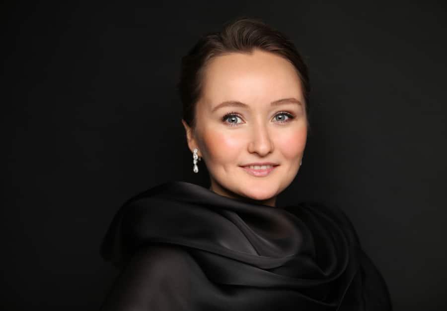 Julia Lezhneva. | Foto: Emil Matveev