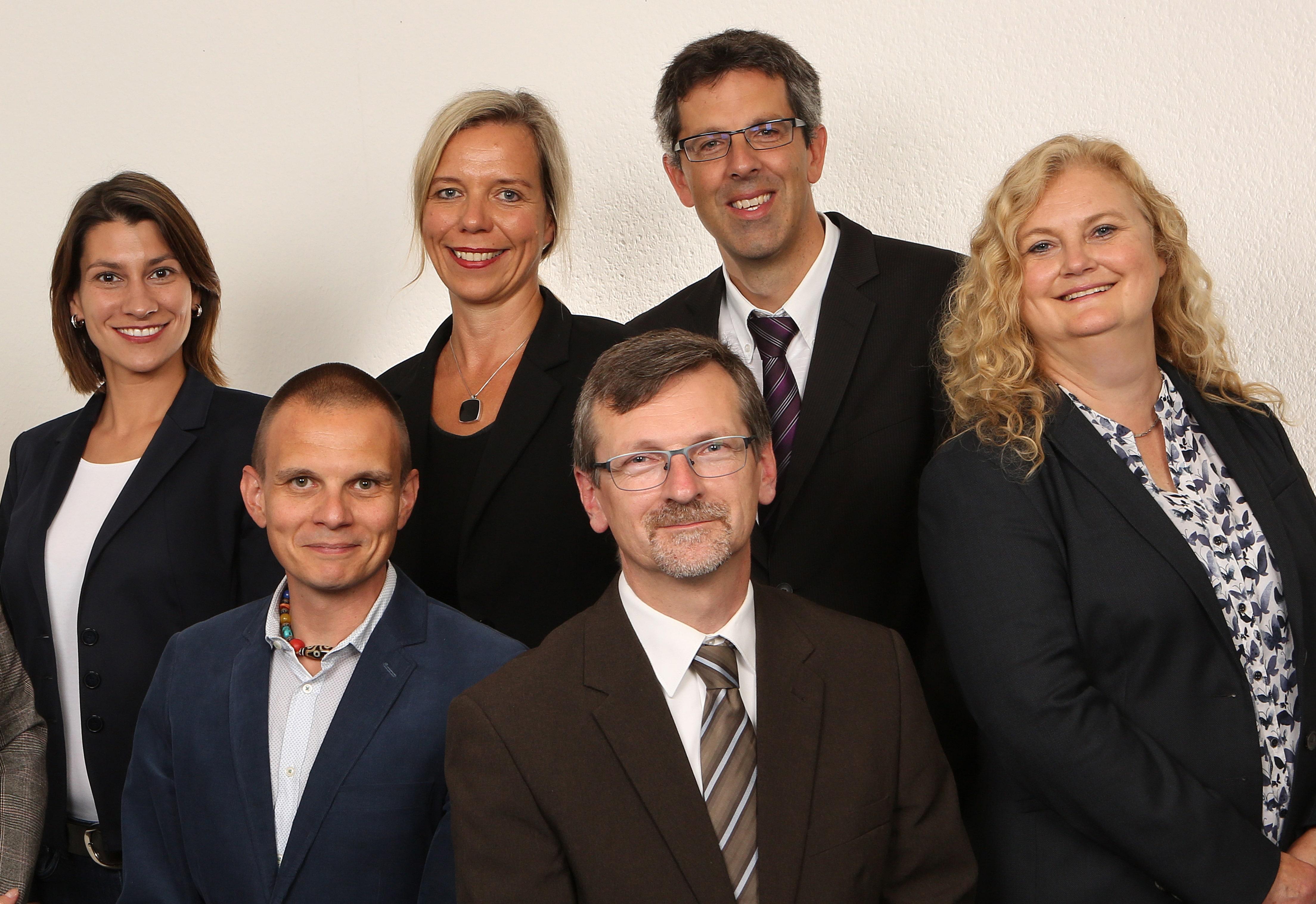 Das Team der Wirtschaftsförderung, © Stadt Bayreuth