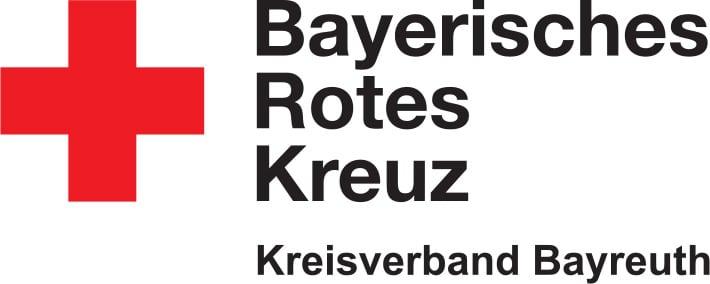 Logo des Bayerischen Roten Kreuzes, Kreisverband Bayreuth