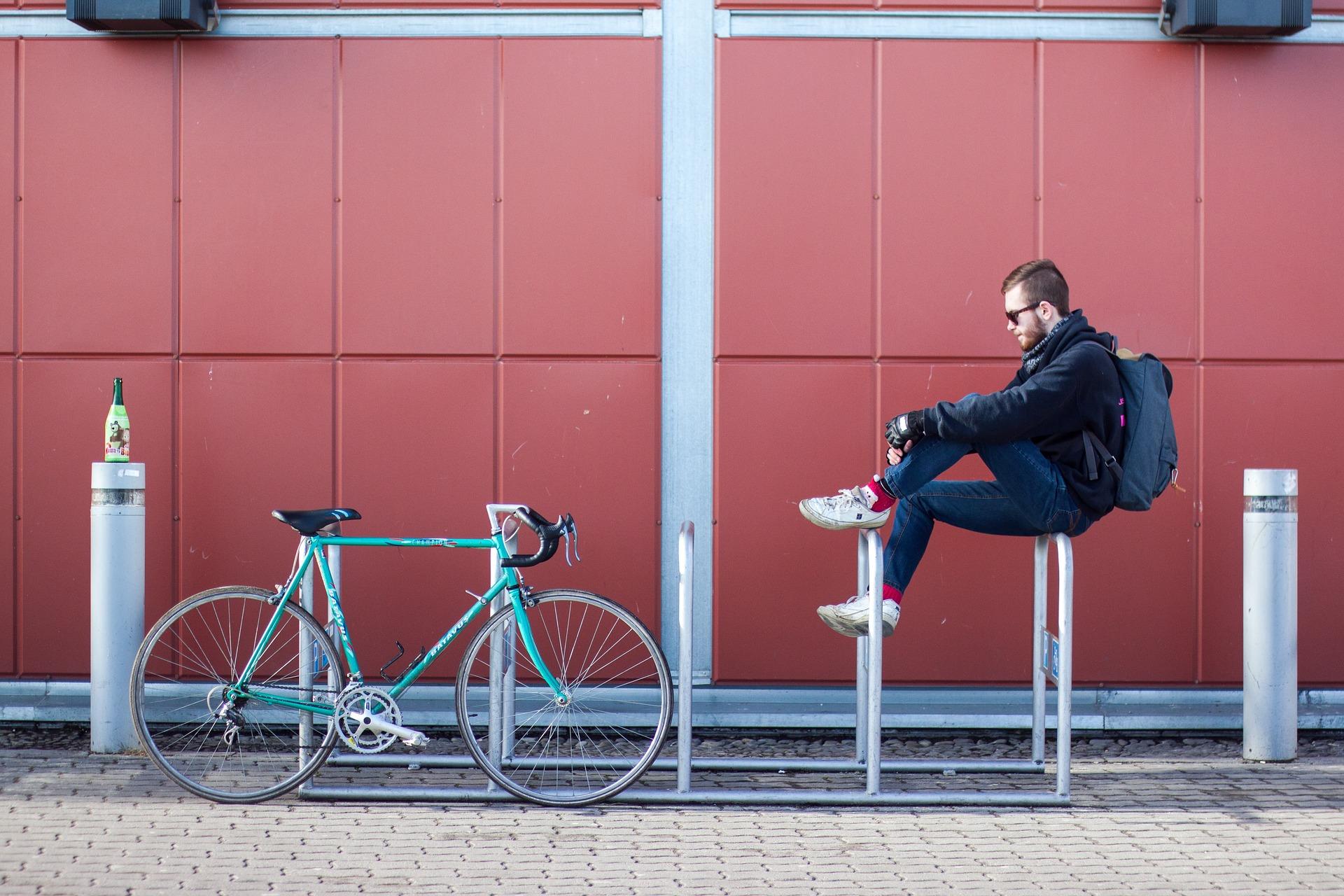 Fahrrad Ziele Visionen