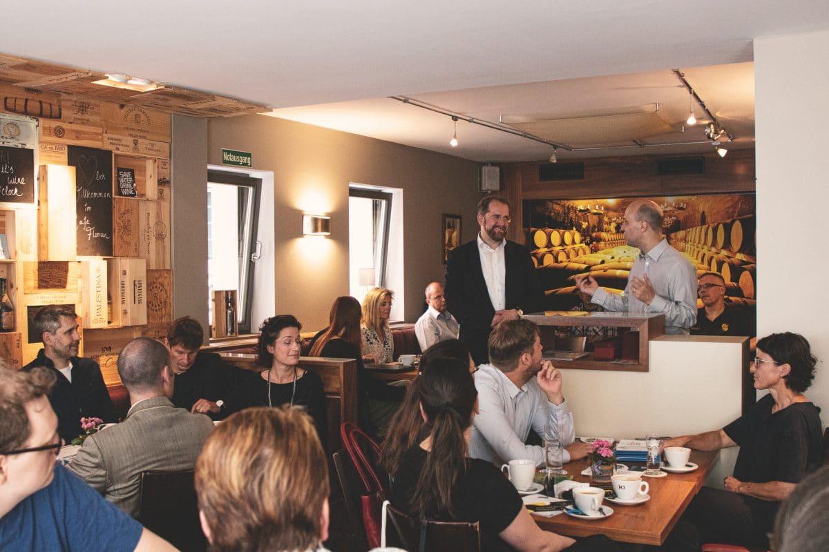Leiter bayerisches zentrum für Kultur- und Kreativwirtschaft & Kulturreferent der Stadt