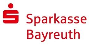 Rotes Logo der Sparkasse Bayreuth