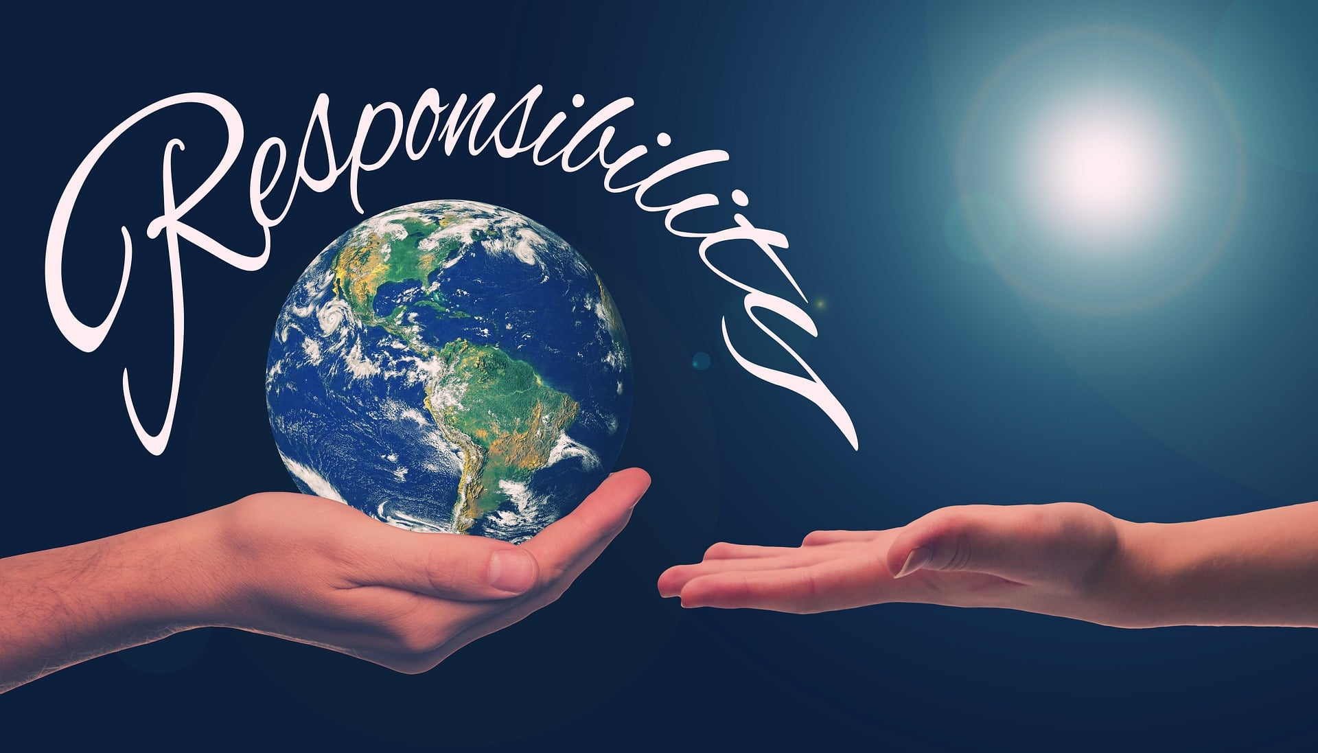 Hände Responsibility