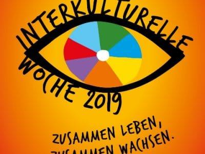 Das Logo der Interkulturellen Wochen 2019