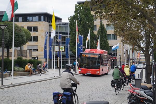 Bayreuth_Radverkehr-Mischverkehr