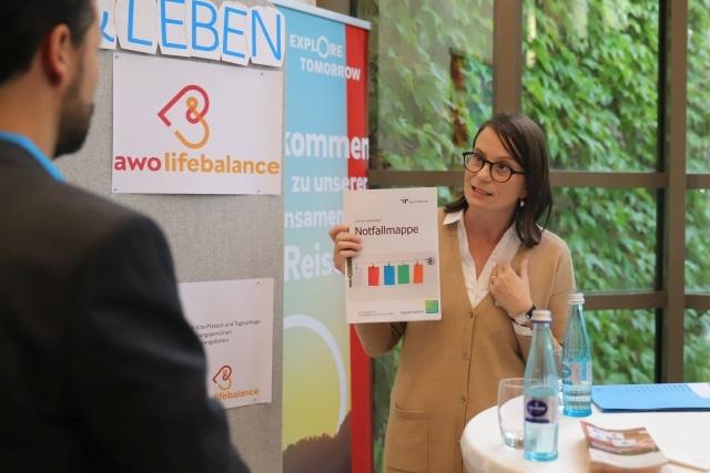 Stefanie Kaps, HR Business Partnerin Bayernwerk Netz GmbH