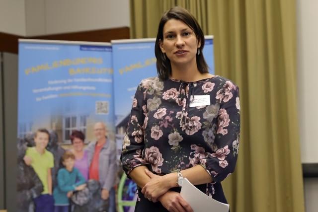 Jana Hofmann, Projektmitarbeiterin der Wirtschaftsförderung