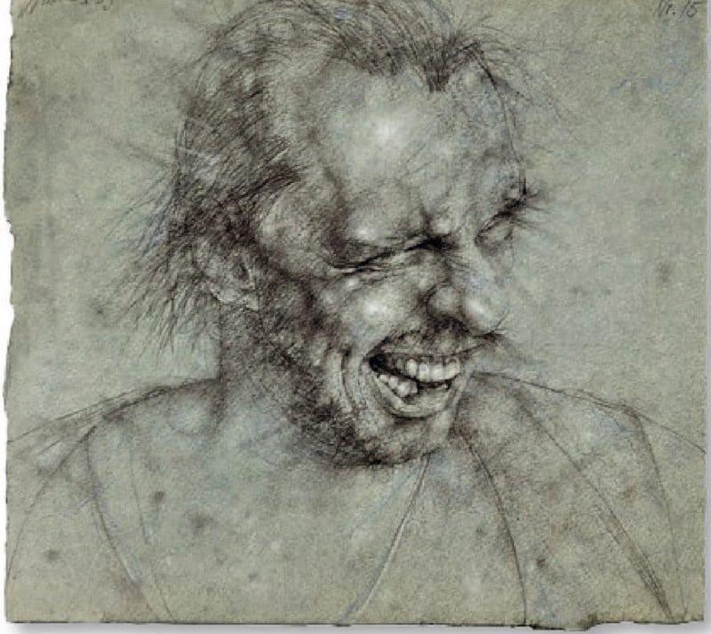 Zeichnung von Horst Sakulowski. | Foto: Kunstverein Bayreuth