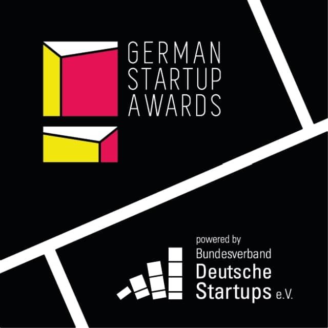 Logo German Startup Awards