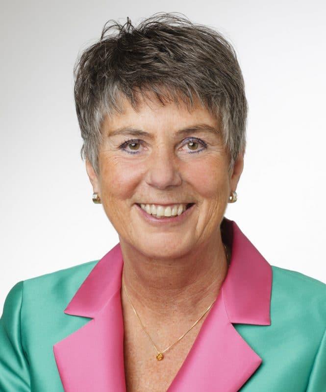 Oberbürgermeisterin Brigitte Merk-Erbe