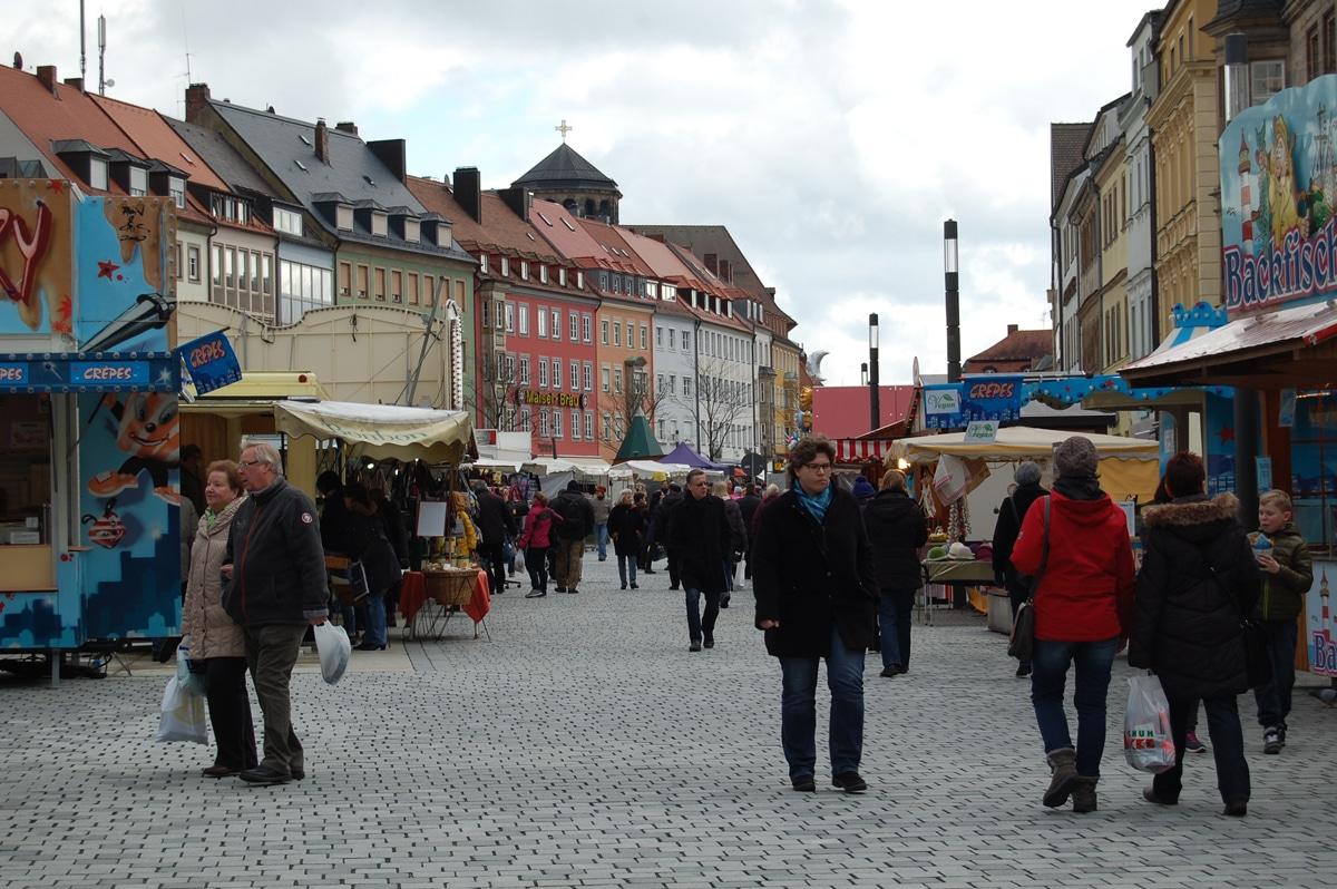 Wetter Bayreuth Morgen