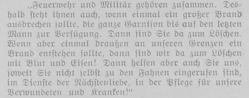 StadtABT-Feuerwehr-Nr.-144-Kriegsmaßnahmen-Mannschaft-und-Ausbildung-hier-Aufruf-des-Kreisfeuerwehrvertreters-Johann-Welsch-vom-20.-August-1914-Ausschnitt