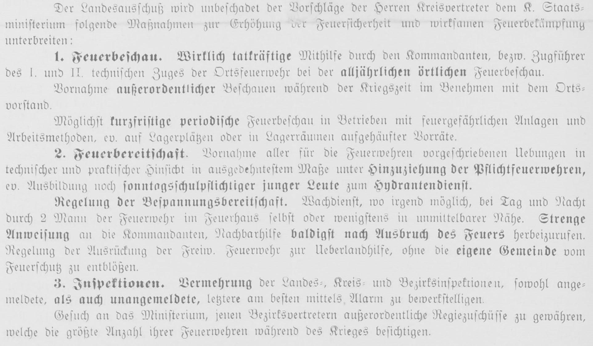 StadtABT-Feuerwehr-Nr.-144-Kriegsmaßnahmen-Mannschaft-und-Ausbildung-hier-Rund-schreiben-des-Bayerischen-Landes-Feuerwehr-Ausschusses-vom-24.-April-1915-Ausschnitt