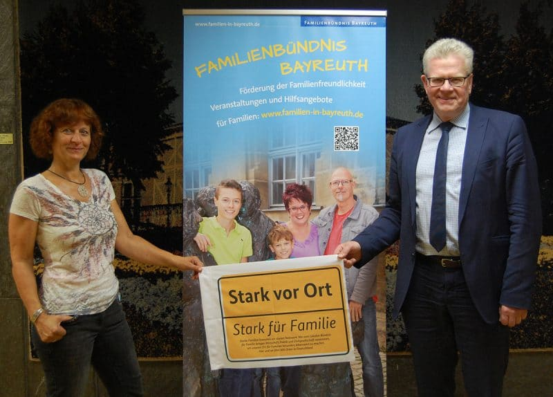 OB Ebersberger mit Siglinde Seidler-Rieß