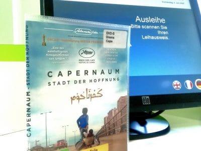 """DVD """"Capernaum"""""""