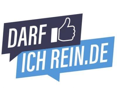 Logo von darfichrein.de