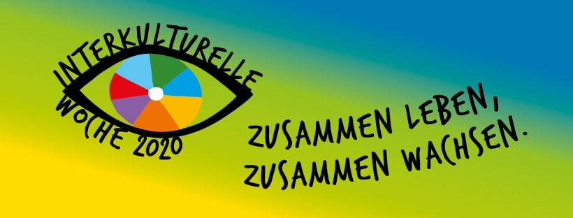 Logo der Interkulturellen Woche 2020