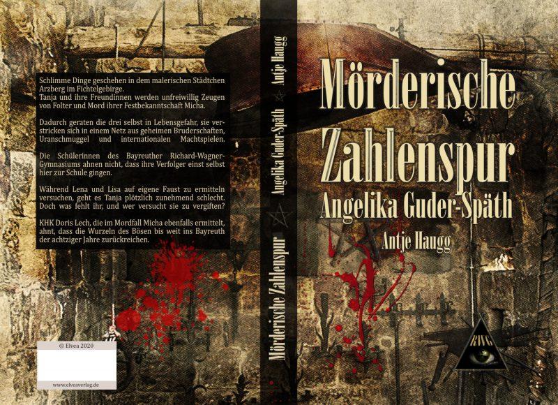 Buchcover mit Titel