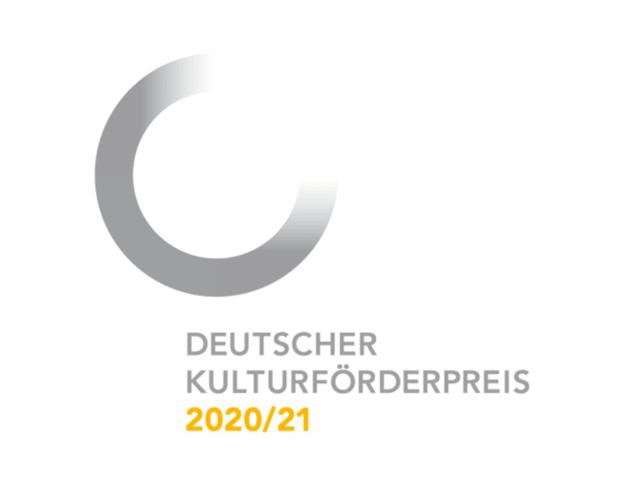 Deutscher Kulturförderpreis 2020/21