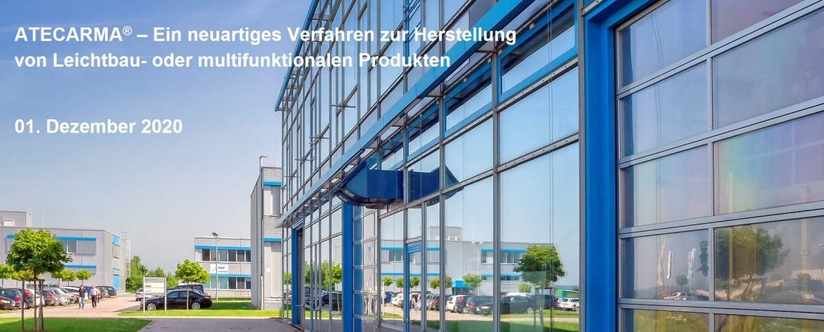 Vortrag des Monats Neue Materialien Bayreuth