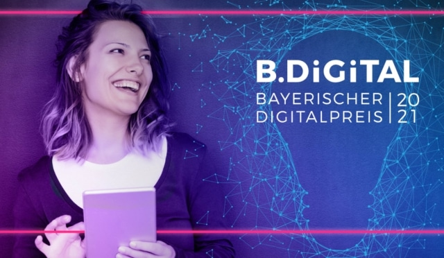 Wettbewerb: Bayerischer Digitalpreis 2021