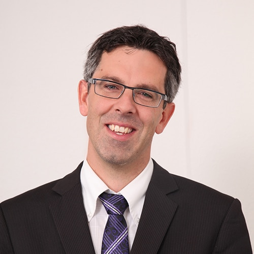 Foto von Matthias Mörk, Ihrem Ansprechpartner bei der Wirtschaftsförderung