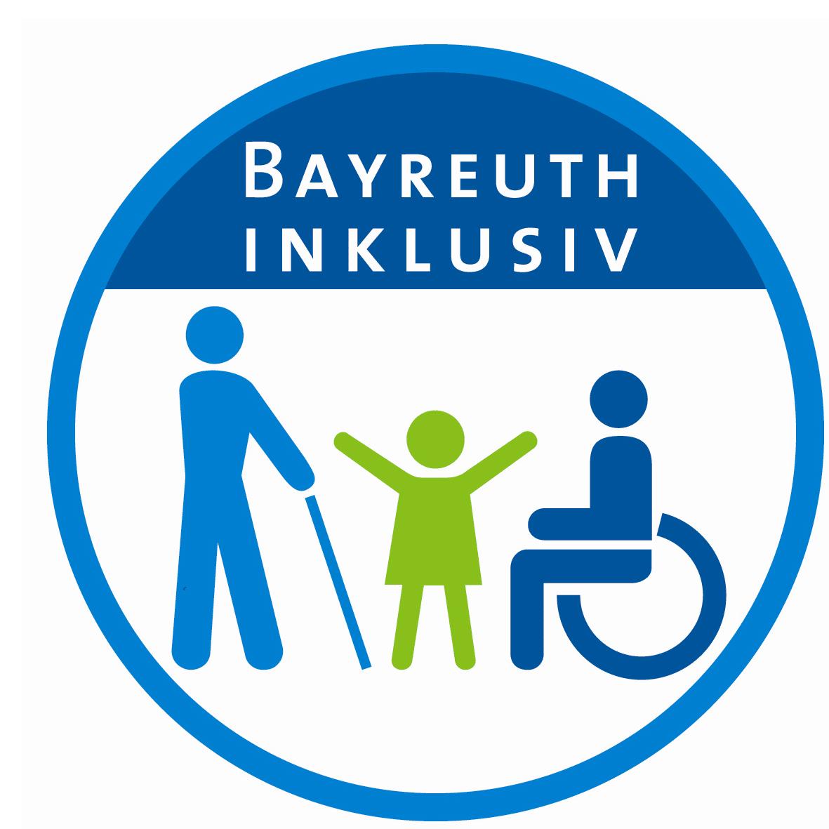Bayreuth Inklusiv Logo